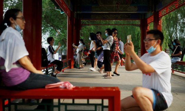 China confina meio milhão de pessoas perto de Pequim por Covid-19