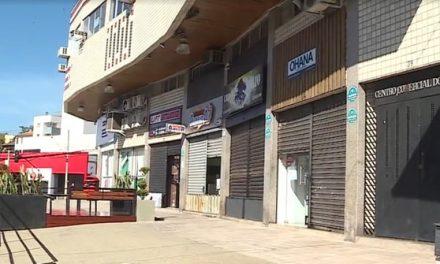 Belo Horizonte volta a ficar com o comércio fechado a partir desta segunda