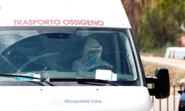 Estudo italiano mostra carga viral de pacientes com Covid-19 menor em maio do que abril