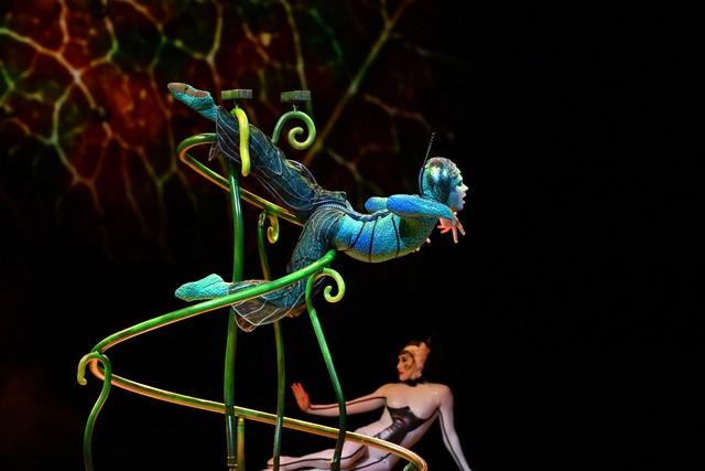 Cirque du Soleil entra com pedido de recuperação judicial no Canadá para tentar evitar falência