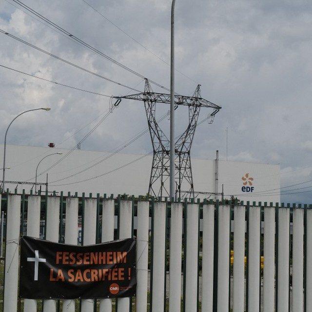 França inicia paralisação de sua usina nuclear mais antiga