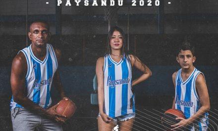 Novo manto: Paysandu divulga camisa de basquete para a temporada 2020