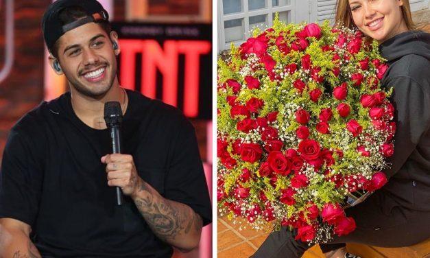 Irmão de Zé Felipe admite que cantor enviou buquê para influenciadora e aumentam rumores de romance