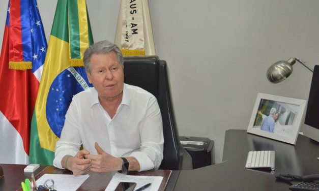 Arthur Virgílio Neto, Prefeito de Manaus, é hospitalizado