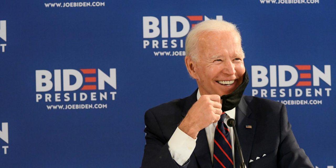 Biden desiste de comícios públicos por pandemia