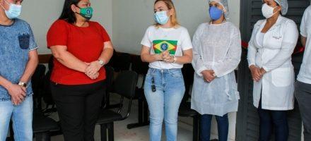 UBS do Conde ganha consultório odontológico