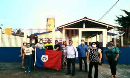 Prefeitura de Abaetetuba entrega Escola Santa Clara revitalizada