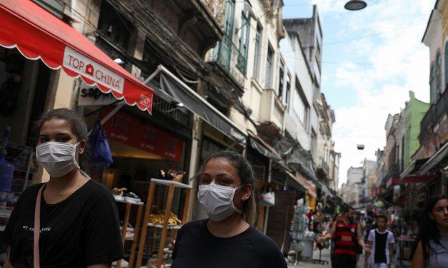 'Estamos muito próximos do platô da pandemia no Estado', afirma Doria