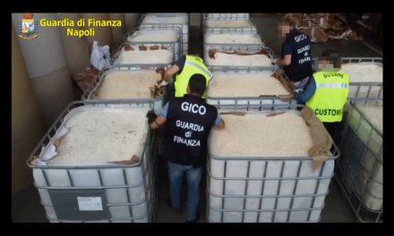Apreensão recorde na Itália de 14 toneladas de anfetaminas fabricadas pelo EI na Síria