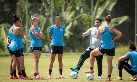 Ainda sem retorno previsto, time feminino do Corinthians fecha parceria para testes de Covid-19