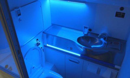 Luz antigermes e bastão desinfetante: Boeing pensa medidas contra covid-19