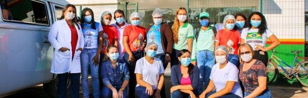 Prefeitura alerta contra o sarampo e realiza vacinação