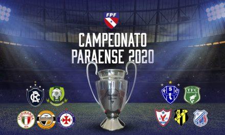 Jogos do Campeonato Paraense retornam no dia 1º de agost
