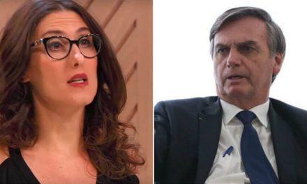 Paola Carosella debocha de Bolsonaro em entrevista: 'Pudim de laranja'