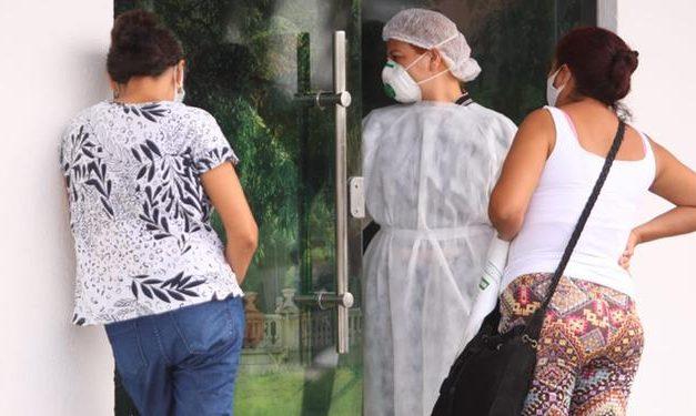 Mais de 110 mil pessoas já testaram positivo no Pará para Covid-19