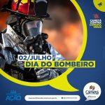 Prefeitura homenageia 22° Grupamento Bombeiro Militar de Cametá