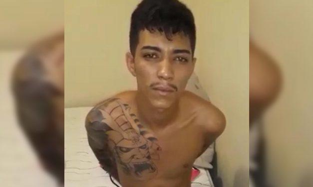 """PM prende acusado de homicídio de """"Curaca"""" horas após o crime em Tailândia"""