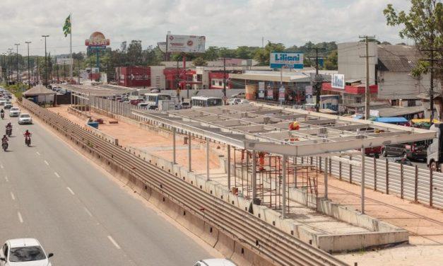 NGTM intensifica obras do viaduto e túneis da BR-316
