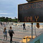 Australianos rejeitam fazer teste de covid-19 e preocupam autoridades