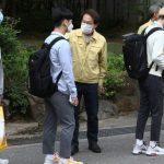 Coreia do Sul registra maior número de casos diários de covid-19 em 2 semanas