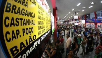Passagens para viagens têm alta de preço no Pará