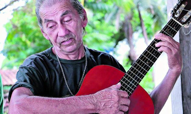 Mestre Diquinho comemora 79 anos hoje com live e lançamento de songbook