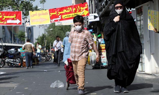 Recorde de 200 mortes por coronavírus em 24 horas no Irã