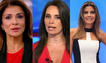 RedeTV! inicia testes com ex-Globo, Record e SBT para o lugar de Mariana Godoy