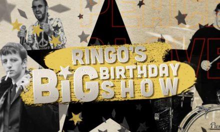 Ringo Starr comemora 80 anos em live com Paul McCartney, Dave Grohl e Ben Harper