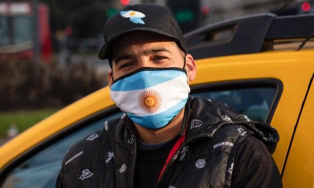Argentina tem quase 3 mil novos casos de coronavírus em um dia e bate recorde