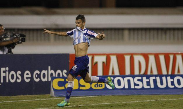 Atacante relembra cinco anos da estreia e jogo marcante pelo Papão, time onde mais atuou na carreira