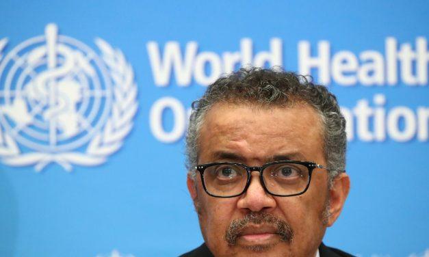 OMS: coronavírus não está sob controle na maior parte do mundo, diz diretor-geral