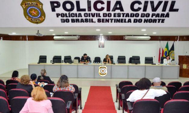 Seduc e Polícia Civil fecham parceria para combate às drogas