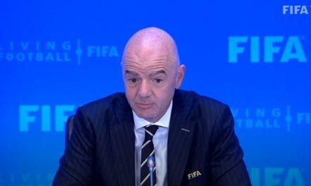 Fifa adia Eliminatórias sul-americanas para outubro e avalia jogos também em janeiro de 2022