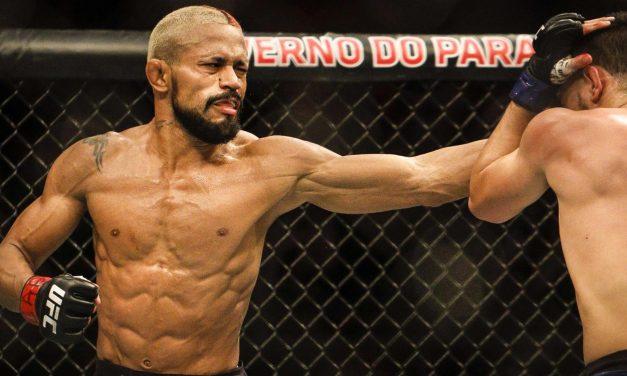 Paraense testa positivo para covid-19 e luta pelo cinturão do UFC pode não ocorrer