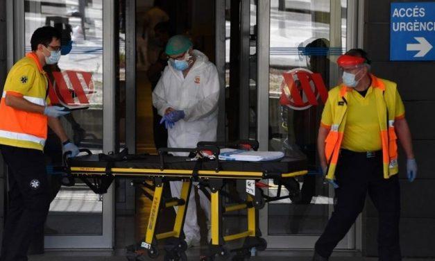Espanha confina 200 mil pessoas e focos da covid-19 aumentam no mundo