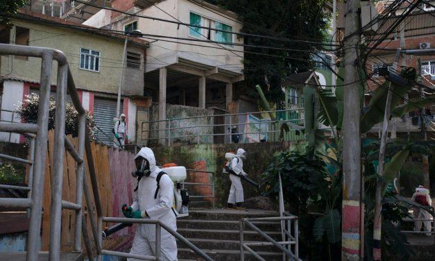 América Latina vira a segunda região com mais mortes por causa do coronavírus