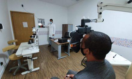 CIIR é referência estadual no atendimento a doenças oculares em PcD