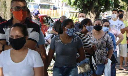 Mais de 128 mil pessoas já testaram positivo para covid-19 no Pará; número de óbitos é 5.318