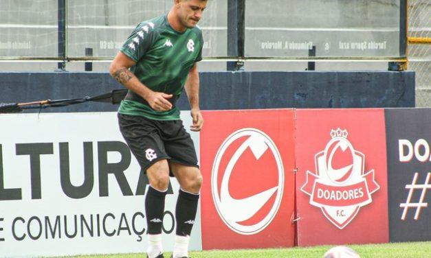 Eduardo Ramos fala sobre relação com Mazola Jr, lesão no joelho e fim de contrato com o Remo