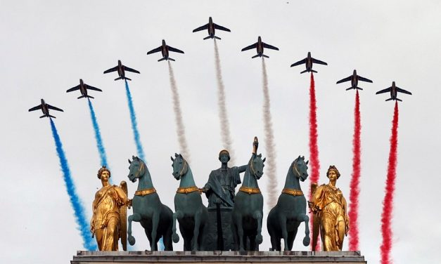 França reduz celebração da Queda da Bastilha por causa do coronavírus