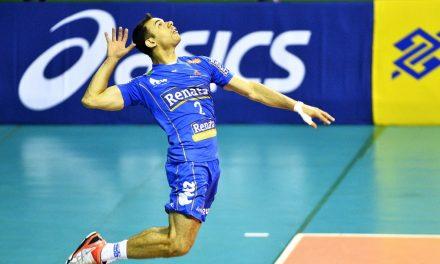 Também levantador, primo de Bruninho leva tradição da família no vôlei para a nova geração
