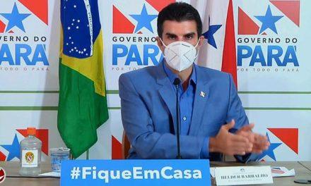 Escolas estaduais do Pará não retomarão aulas em agosto, diz governador