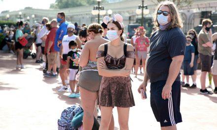 Aumento de casos de coronavírus na Flórida ofusca turismo e Disney World