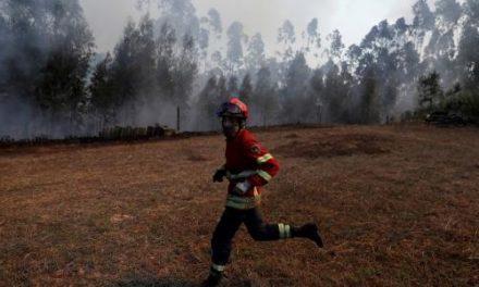 Portugal declara situação de alerta por risco de incêndios florestais