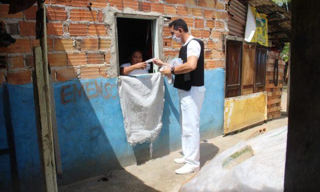 PAS PM doa produtos de higiene para comunidade carente em Bragança