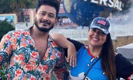 Fabiana Karla se casa em segredo em Recife