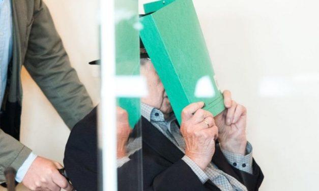 Ex-guarda da SS pede desculpas pelo Holocausto antes de ser sentenciado