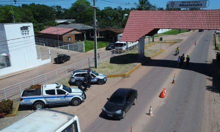 Em Abaetetuba, PM tem como foco medidas de combate à Covid-19