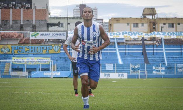 Novos companheiros, lesão no pé e retorno dos jogos: Anderson Uchôa avalia volta do Paysandu